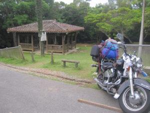 沖縄のキャンプ場