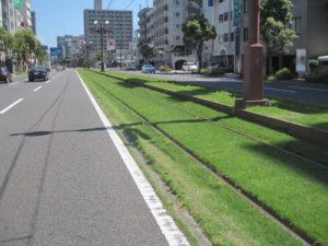 路面電車線路