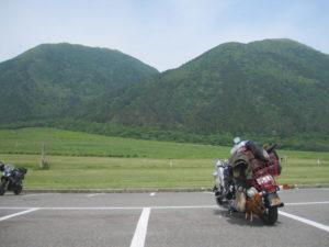 三瓶山PA