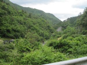 椎葉村景色