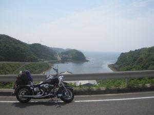大島町ばいく