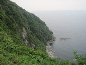 経ヶ岬景色