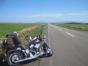 エサヌカ線バイク
