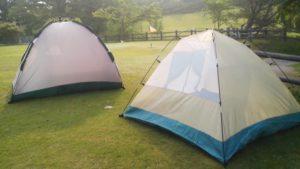 永ちゃんとキャンプ